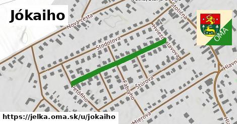ilustrácia k Jókaiho, Jelka - 328m