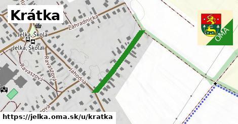 ilustrácia k Krátka, Jelka - 251m