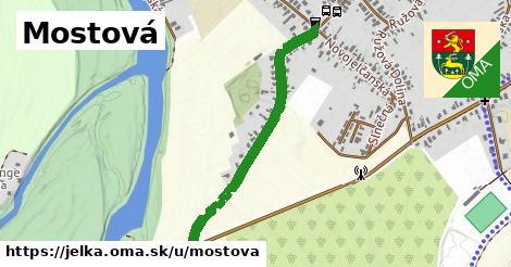 ilustrácia k Mostová, Jelka - 0,79km