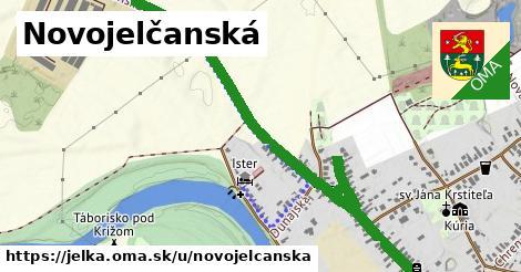 ilustrácia k Novojelčanská, Jelka - 3,3km