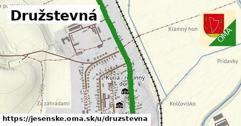 ilustrácia k Družstevná, Jesenské - 1,08km