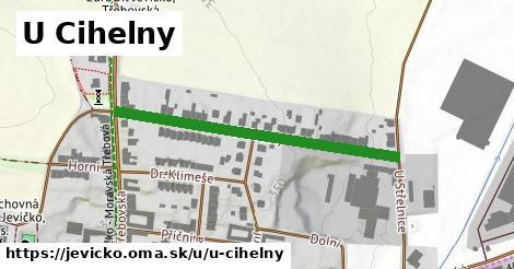 ilustrácia k U Cihelny, Jevíčko - 409m
