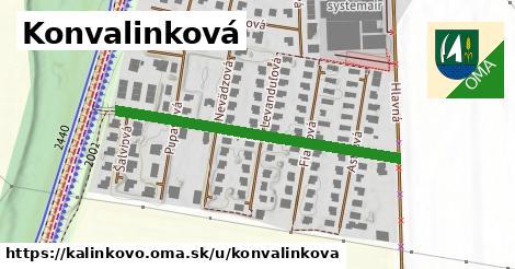 ilustrácia k Konvalinková, Kalinkovo - 422m
