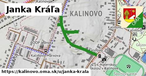 ilustrácia k Janka Kráľa, Kalinovo - 398m