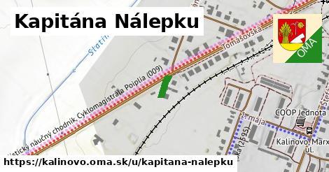 ilustračný obrázok k Kapitána Nálepku, Kalinovo