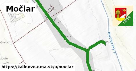 ilustrácia k mociar, Kalinovo - 1,25km