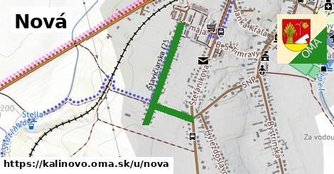 ilustrácia k Nová, Kalinovo - 656m