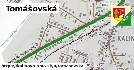 ilustrácia k Tomášovská, Kalinovo - 0,79km