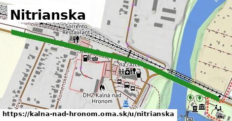 ilustrácia k Nitrianska, Kalná nad Hronom - 0,71km