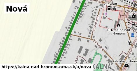ilustrácia k Nová, Kalná nad Hronom - 458m