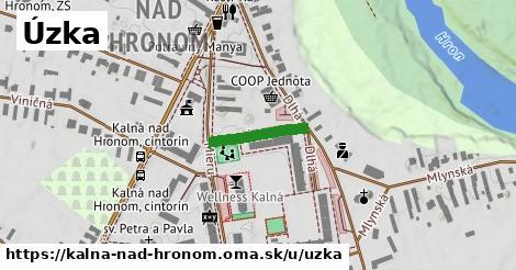 ilustrácia k Úzka, Kalná nad Hronom - 143m
