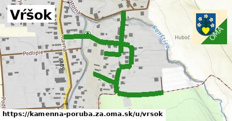 ilustrácia k Vŕšok, Kamenná Poruba, okres ZA - 0,84km