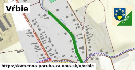 ilustrácia k Vŕbie, Kamenná Poruba, okres ZA - 361m