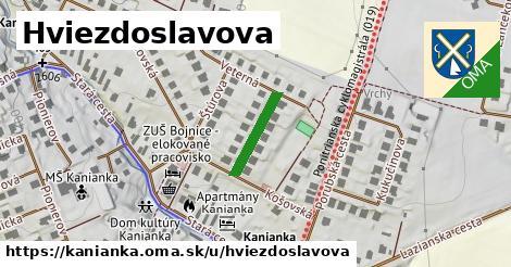 ilustrácia k Hviezdoslavova, Kanianka - 133m