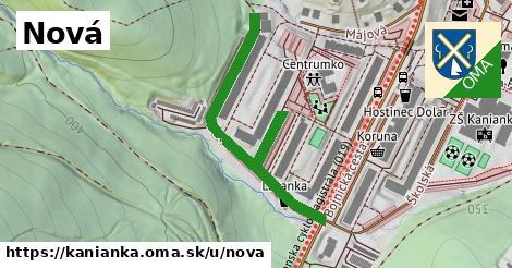 ilustrácia k Nová, Kanianka - 448m