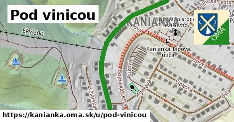 ilustrácia k Pod vinicou, Kanianka - 616m