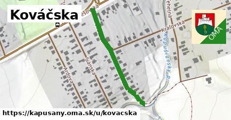 ilustrácia k Kováčska, Kapušany - 365m