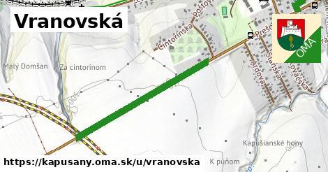 ilustrácia k Vranovská, Kapušany - 0,80km