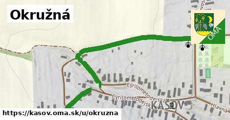 ilustrácia k Okružná, Kašov - 0,72km
