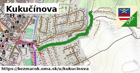 ilustračný obrázok k Kukučínova, Kežmarok