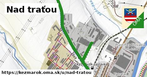 ilustrácia k Nad traťou, Kežmarok - 1,20km