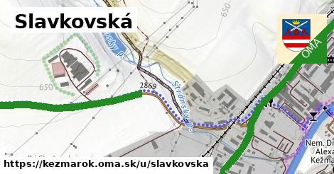 ilustrácia k Slavkovská, Kežmarok - 2,4km