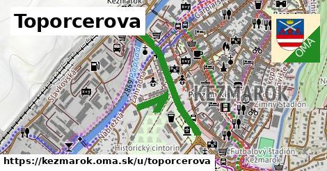ilustrácia k Toporcerova, Kežmarok - 0,86km