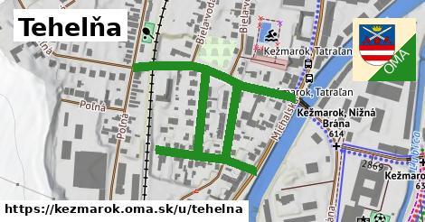 ilustrácia k Teheľňa, Kežmarok - 0,99km