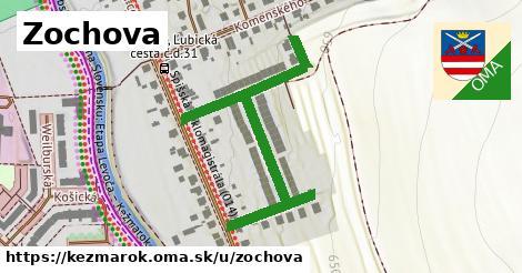ilustračný obrázok k Zochova, Kežmarok