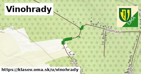 ilustrácia k Vinohrady, Klasov - 153m