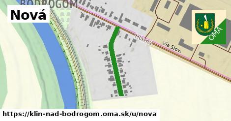 ilustrácia k Nová, Klin nad Bodrogom - 230m