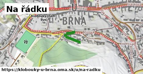ilustrácia k Na řádku, Klobouky u Brna - 143m