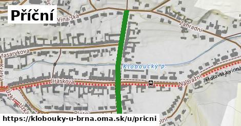 ilustrácia k Příční, Klobouky u Brna - 328m