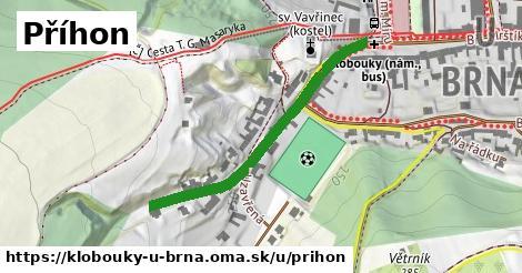 ilustrácia k Příhon, Klobouky u Brna - 398m