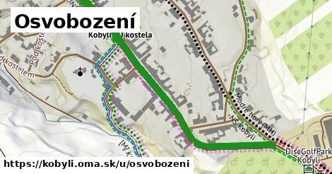 ilustrácia k Osvobození, Kobylí - 642m