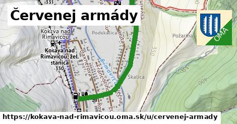 ilustrácia k Červenej armády, Kokava nad Rimavicou - 0,91km