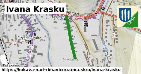 ilustrácia k Ivana Krasku, Kokava nad Rimavicou - 235m