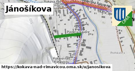 ilustračný obrázok k Jánošíkova, Kokava nad Rimavicou