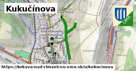 ilustrácia k Kukučínova, Kokava nad Rimavicou - 582m