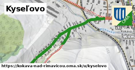 ilustrácia k Kyseľovo, Kokava nad Rimavicou - 598m