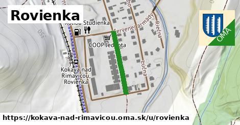 ilustrácia k Rovienka, Kokava nad Rimavicou - 601m