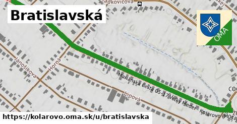 ilustrácia k Bratislavská, Kolárovo - 0,86km