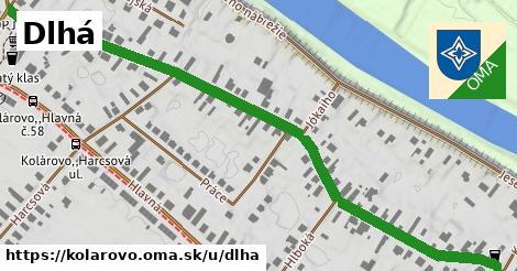 ilustrácia k Dlhá, Kolárovo - 0,84km