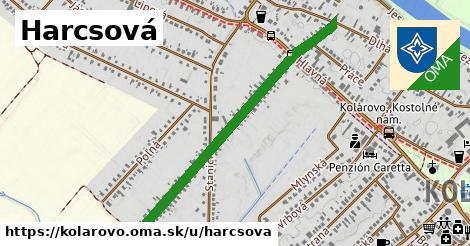 ilustrácia k Harcsova, Kolárovo - 0,94km