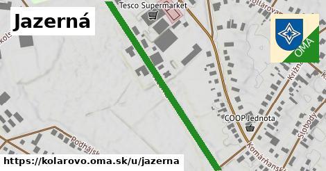 ilustrácia k Jazerná, Kolárovo - 462m