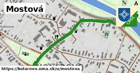 ilustrácia k Mostová, Kolárovo - 480m