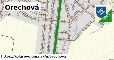 ilustrácia k Orechová, Kolárovo - 0,97km