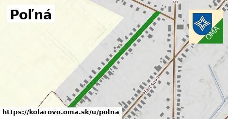 ilustrácia k Poľná, Kolárovo - 418m