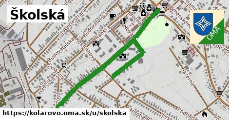 ilustrácia k Školská, Kolárovo - 1,32km