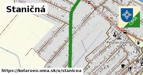 ilustrácia k Staničná, Kolárovo - 0,95km